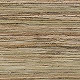 488416 - Grasscloth 2 Beige, Brown & Silver Galerie Wallpaper