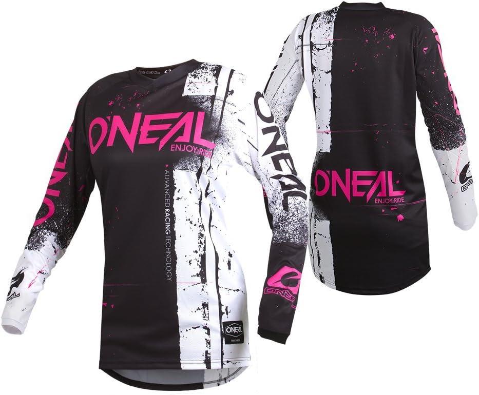 Element Damen Jersey Shred Pink L
