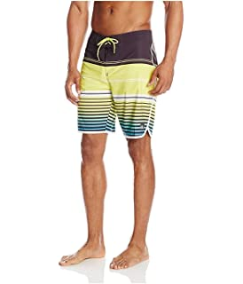 Quiksilver AG47 Everyday Eddie Boardshorts Quik Red New