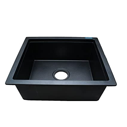 quartz kitchen sinks double quartz kitchen sink qmts qmts amazonin home improvement