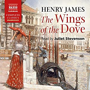 The Wings of the Dove Audiobook
