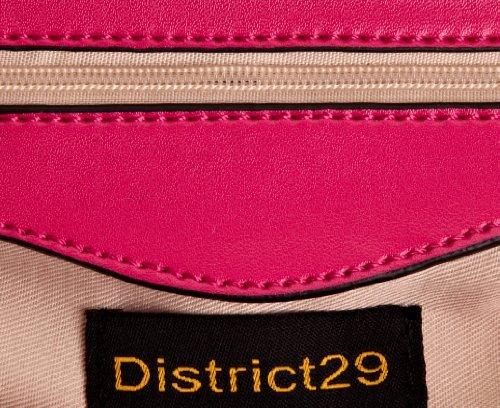 District29 Girl's Pink Satchel District29 Sara Girl's 5qwEvBpZax