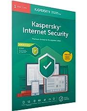 Kaspersky Internet Security 2019 Standard | 1 Gerät | 1 Jahr | Limitiert: + Android-Schutz | Windows/Mac/Android | FFP | Download