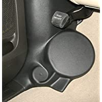 Kick Panel Speaker Mounts for Toyota SEQUOIA & TUNDRA CREWMAX Regular & Double Cab