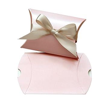 10x Kartonage Busta Rosa Für Gastgeschenke Basteln Hochzeit Diy