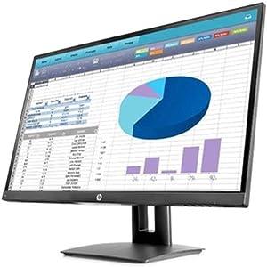 "HP VH27 27"" WLED LCD Monitor - 16:9-5 ms GTG - TAA Compliant - 1920 x 1080-250 Nit - 5,000,000:1 - Full HD - HDMI - VGA - DisplayPort - 32 W - Black - EPEAT Gold, TCO Certified Displays, cTUV"