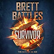 Survivor: Rewinder, Book 3 | Brett Battles