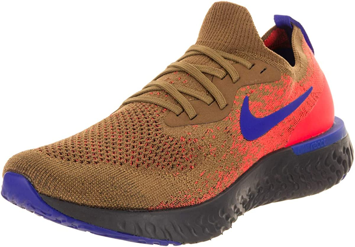 cupón hazlo plano esperanza  Amazon.com | Nike Women's Epic React Flyknit Running Shoe | Road Running