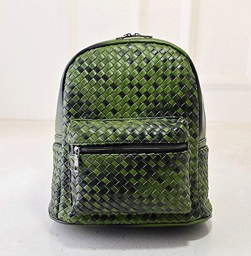 Meoaeo Moda Green Exquisita Personalidad Bolso Azul De aSqap