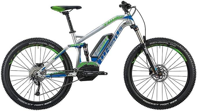 Whistle - Bicicleta eléctrica B-Rush Plus Ltd, Modelo 2020 27 ...