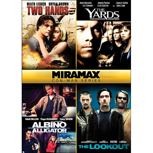 Miramax Con-Man Series (Two Hands / The Yards / The Lookout / Albino Alligator)