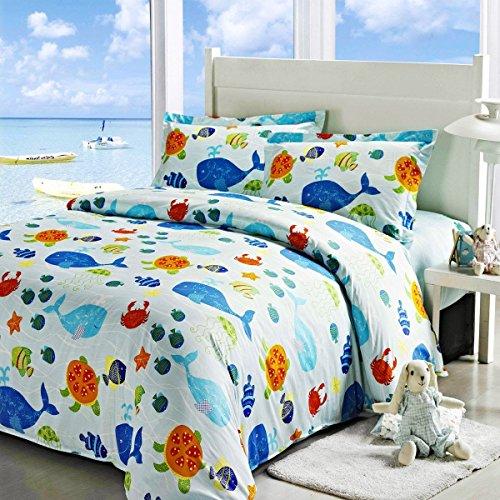 lelv-ocean-park-duvet-cover-set-light-blue-boys-bedding-kids-bedding-twin-full-size-full