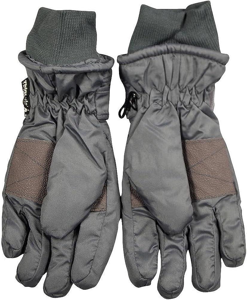 MEIYIN 2-5y Baby Mitten Winter Kids Boys Girls Outdoor Warm Gloves Waterproof Windproof