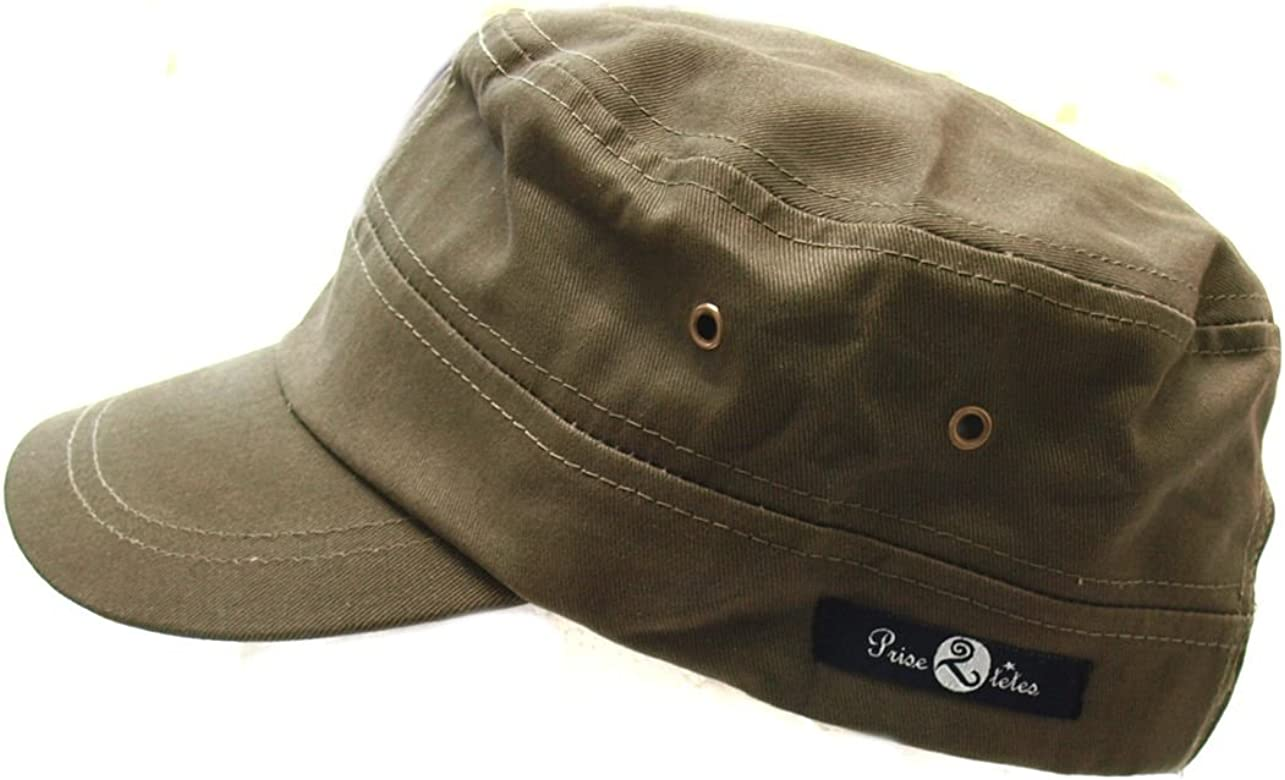 P2T – Gorra Estilo Militar Top Mode – Caqui: Amazon.es: Joyería