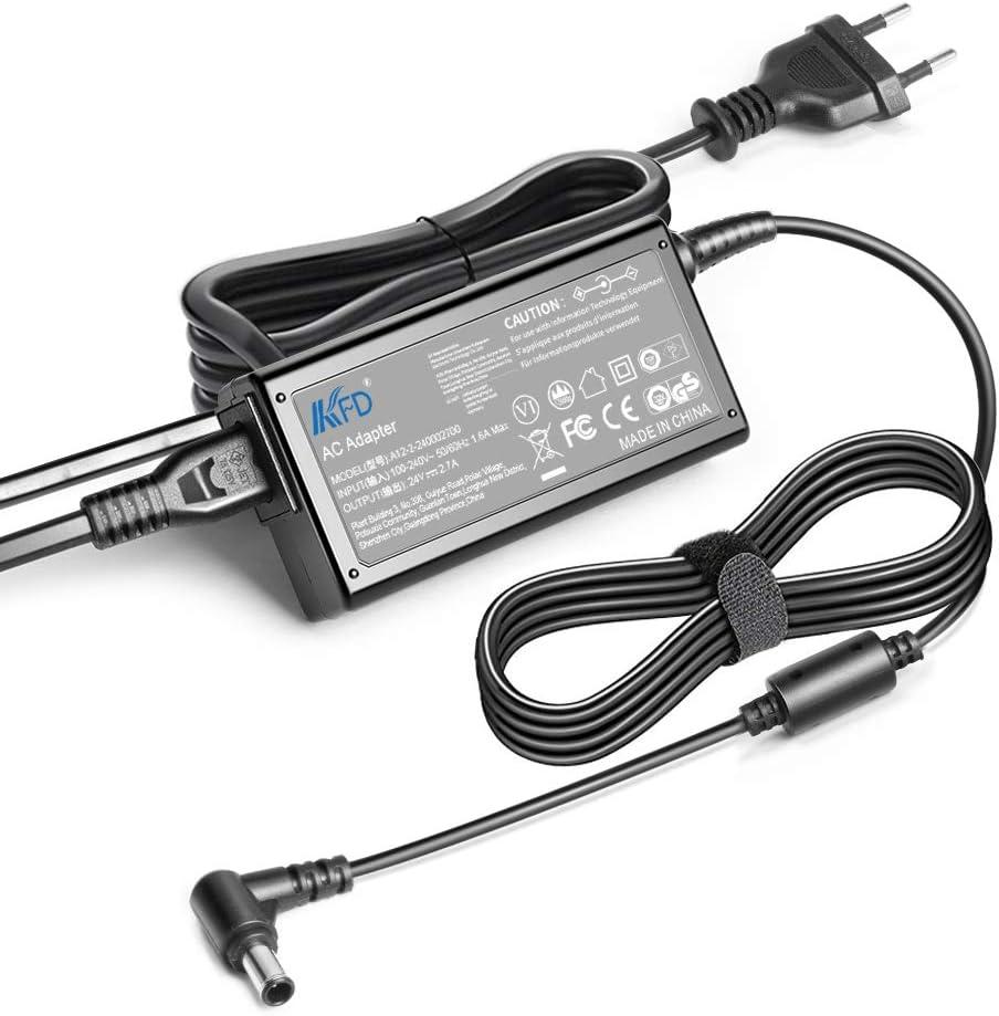 KFD 24V Cargador Portátil Adaptador para Samsung Barras de Sonido HW-J450 HW-K450 HW-J551 HW-K551 HW-HM45 HW-HM45C M550 Wireless Audio Soundbar HW-H450 Donga HW-H550 HW-K550 HW-J550 HW-H7500 HW-J370