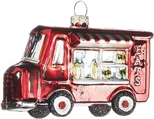 Sullivans Food Truck Decorative Hanging Ornament