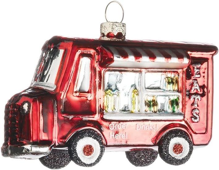 Sullivans Food Truck Decorative Hanging Ornament Home Kitchen Amazon Com