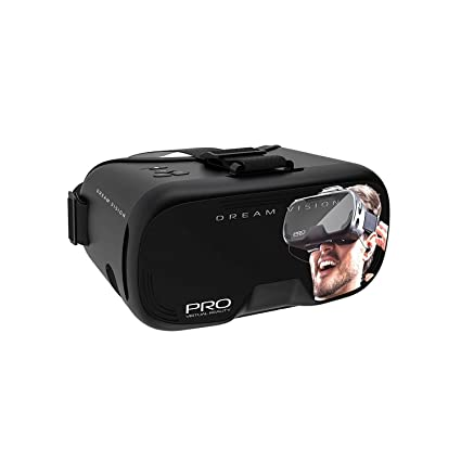 Amazon Com Dream Vision Virtual Reality Smartphone Headset For