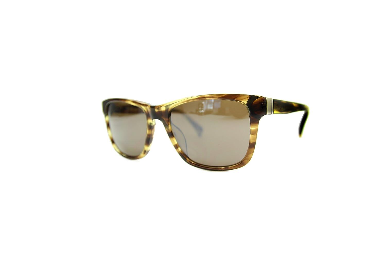 United Colors of Benetton BE994S02 Gafas de sol, Green Tortoise/Green, 55 Unisex
