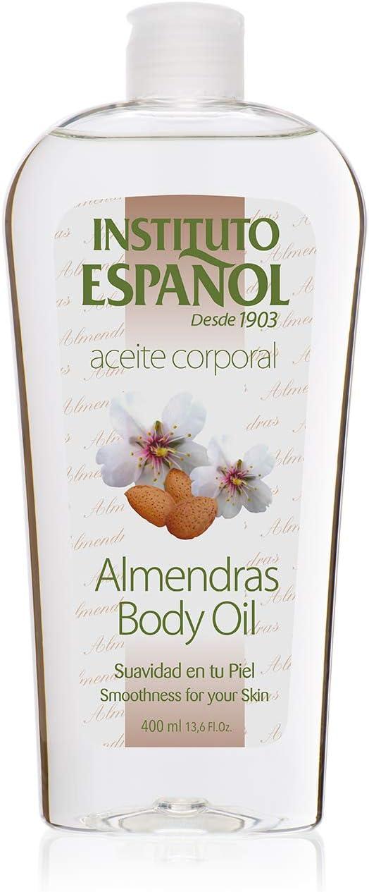 Instituto Español Almendras Aceite Corporal - 400 ml