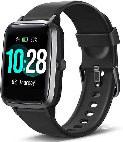 Amazon.com: Reloj inteligente Blackview con monitor de ritmo ...