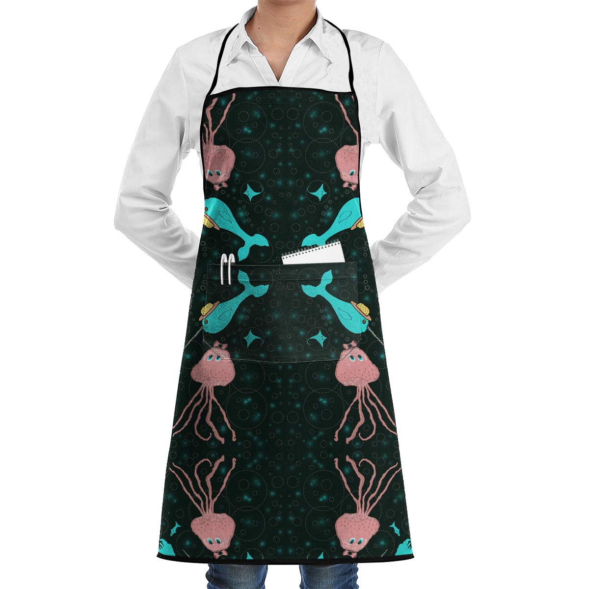 Best Mermaid Aprons For The Kitchen Reviews in 2020 3