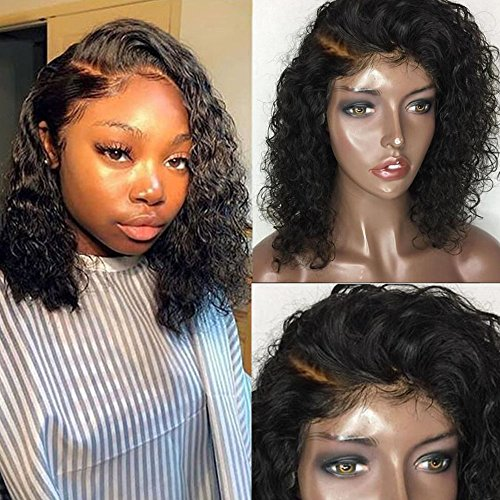 Amazon Com 180 Density Brazilian Virgin Human Hair Loose Curly
