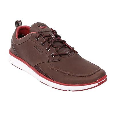Clarks ORSON CREW Sneakers für Herren in schwarz