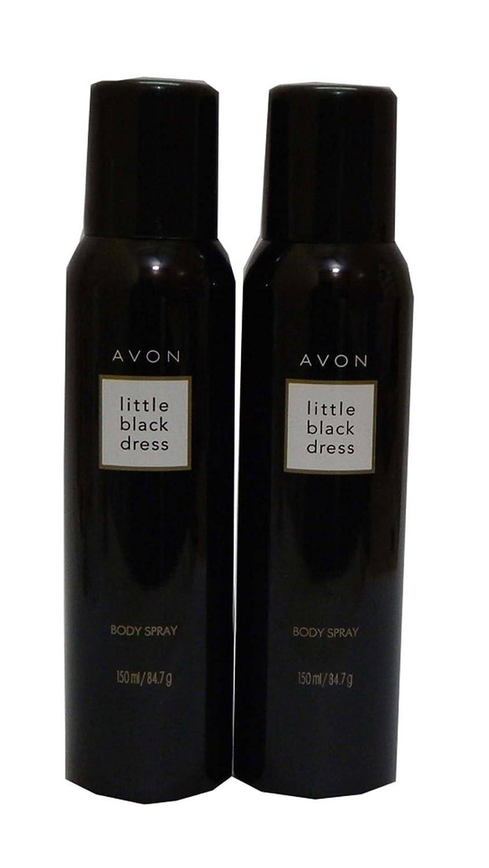 Avon Little Black Dress Body Spray 150Ml: Amazon.in: Beauty