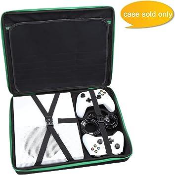 Aproca Duro Viajes Funda Bolso Caso para Microsoft Xbox One S ...