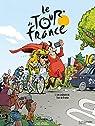 Le Tour de France, tome 1 : Les coulisses du Tour de France par Perna