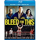 Bleed for This (Blu-ray + DVD + Digital HD)