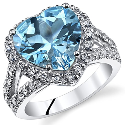 525-Carats-Heart-Shape-Swiss-Blue-Topaz-Ring-Sterling-Silver-Sizes-5-to-9