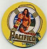 Pacifico Cerveza coaster set - Sexy Mexican Beer Tray -