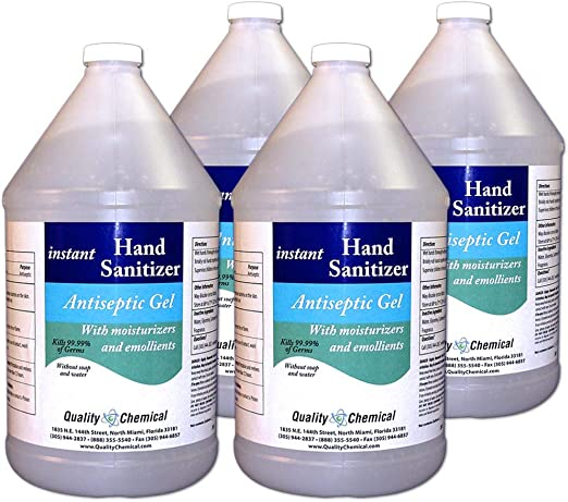 Amazon Com Quality Chemical Instant Hand Sanitizer Refill Your