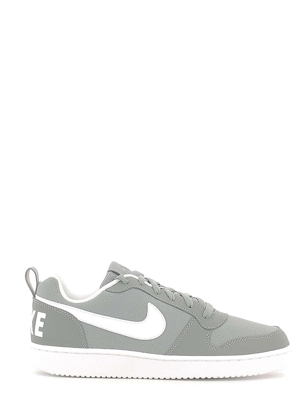 NIKE Men's Court Borough Low Basketball Shoe B018Z2L11G 11 M(D)|Cool Grey/White