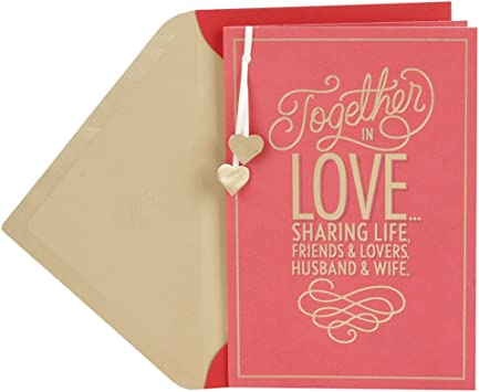Button Hubby Wedding Anniversary Valentine/'s Day Card for Husband Cute Valentine Cards for Husband for Him Greeting Card