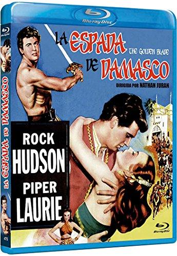 The Golden Blade [ Blu-Ray, Reg.A/B/C Import - Spain ]