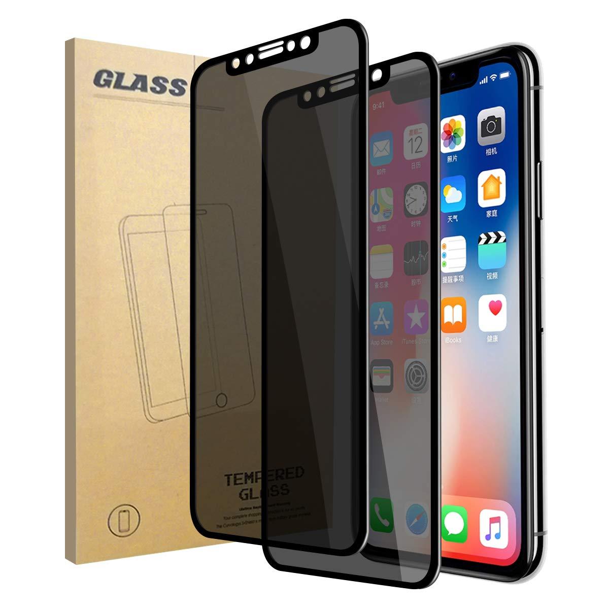 Vidrio Templado Para Iphone Xs Max [2 Un.] SZLHLTD
