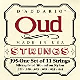 D'Addario J95 Oud/11-String Set