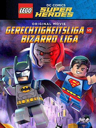 LEGO DC Super Heroes - Justice League VS Bizarro League Film