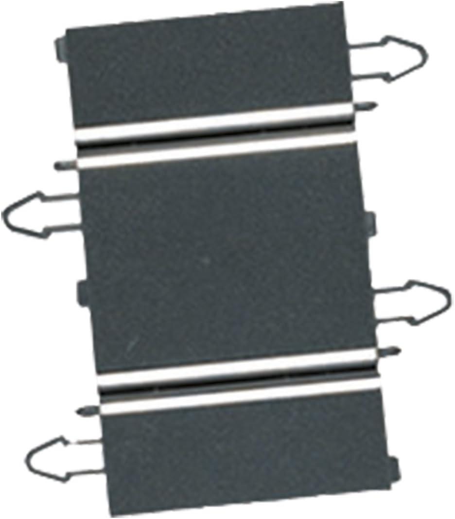 Scalextric - Recta de 90 mm (2 Unidades) (B02013X200): Amazon.es: Juguetes y juegos