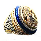 Budazo 2017 Official Warrior Curry Championship Rings,Size 8