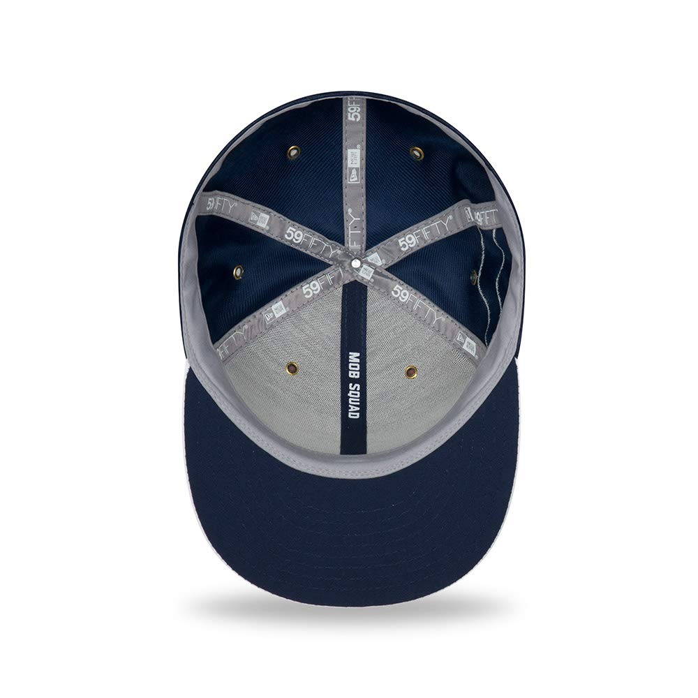 e58a6ecf5 Amazon.com   New Era Los Angeles Rams 2018 NFL Sideline Home Official  59FIFTY Fitted Hat - Navy White   Sports   Outdoors