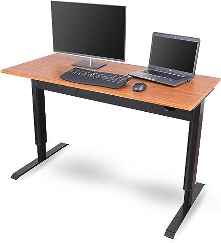 Pneumatic Adjustable Height Standing Desk 48″
