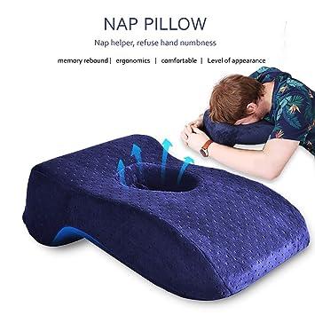 Amazon.com: SOMIDE - Almohada para la cara que duerme ...