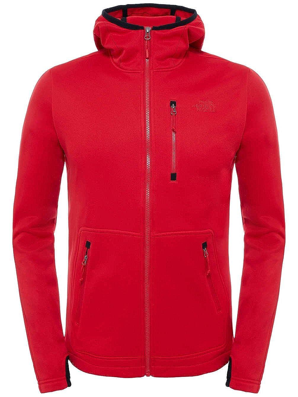285888a0c North Face Men's Rafford Full Zipped Hoodie