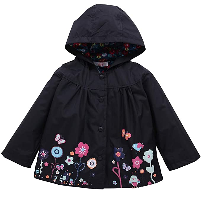 b9ae26e71 Zerototens Girls Jacket