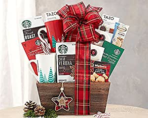 Starbucks Coffee and Tazo Tea Holiday Collection