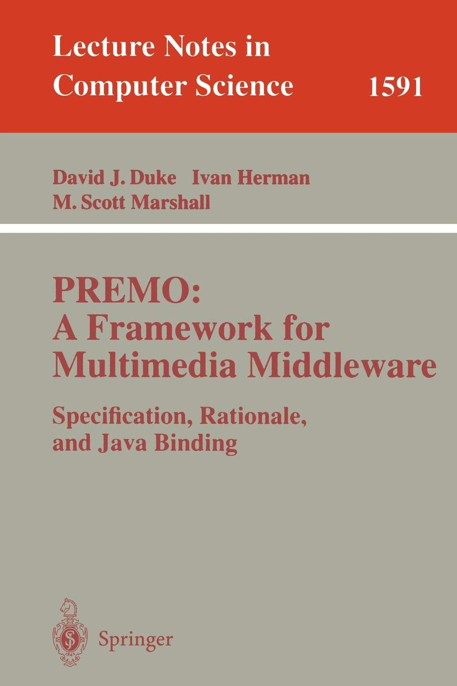 PREMO: A Framework for Multimedia Middleware: Specification